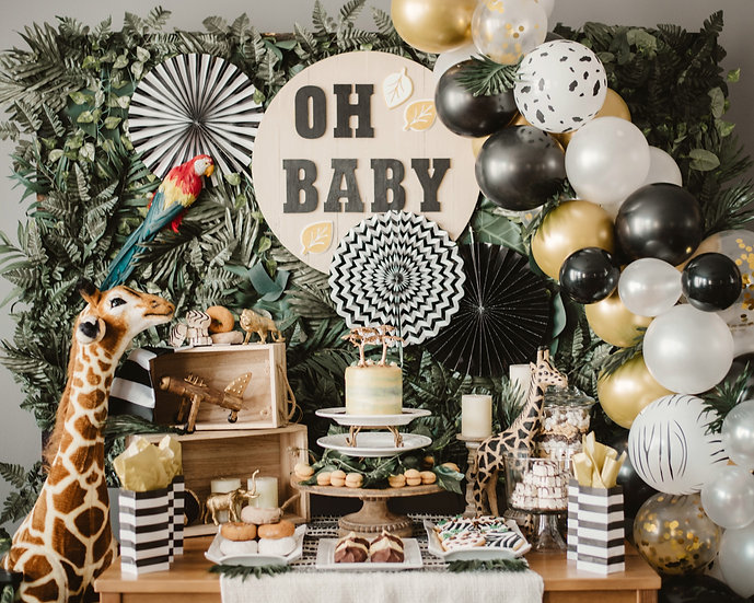 Born to be Wild_Baby Shower