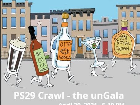 PS29 Crawl: unGala 2021!