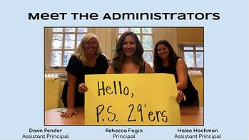 PS 29 administrators