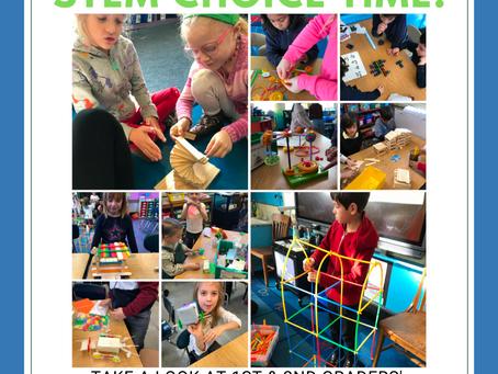 STEM Fun in Lower Grade Classrooms!