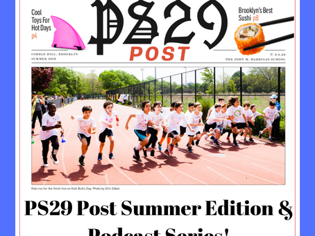 PS29 Post Summer Edition + NEW Podcasts are here!