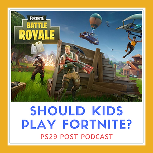 FORTNITE PODCAST