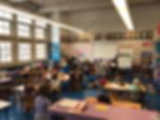 a typical kindergarten classroom