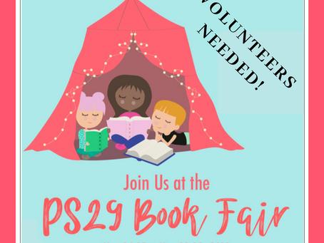 Book Fair Begins This Week!