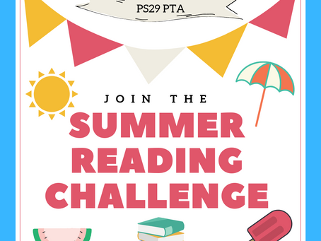 Take the Summer Reading Challenge!