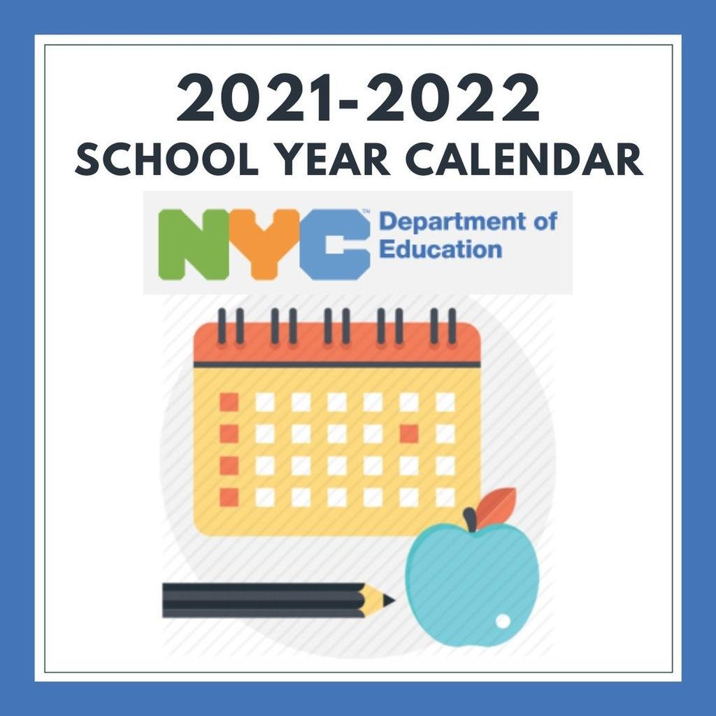 Nycdoe Calendar 2022.The 2021 2022 Nycdoe Calendar Is Here