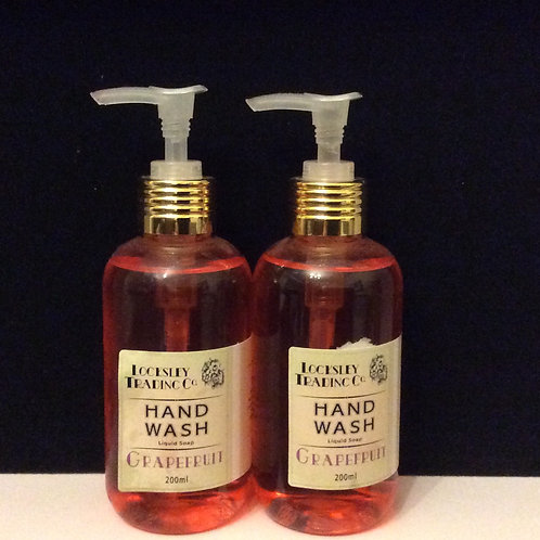 Grapefruit Liquid Hand Wash