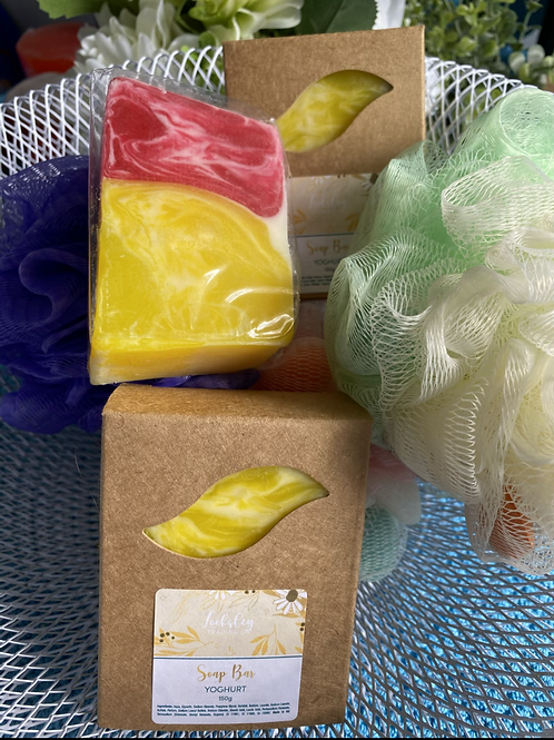 Yoghurt Handmade Soap Bar