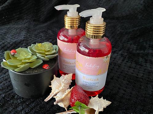 Strawberry & Cream Liquid Hand Wash