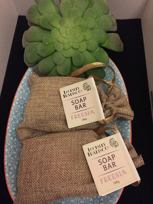 Freesia Handmade Soap Bar