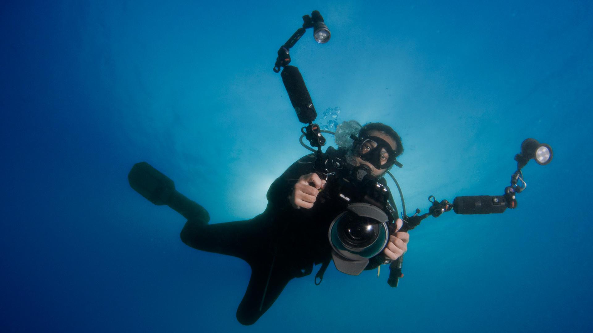 Underwater Filming Service
