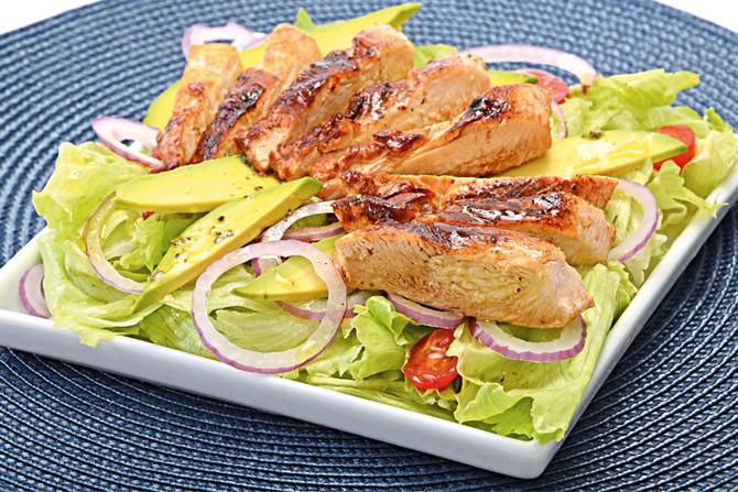 Salada de Frango LIGHT