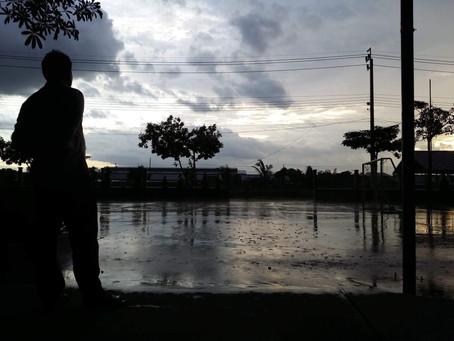 ข้อปฏิบัติเมื่อเวลาเมื่อฝนตก