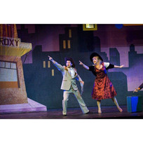 Ensemble in GUYS AND DOLLS