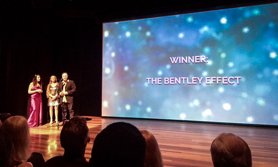 Winner - The Bentley Effect
