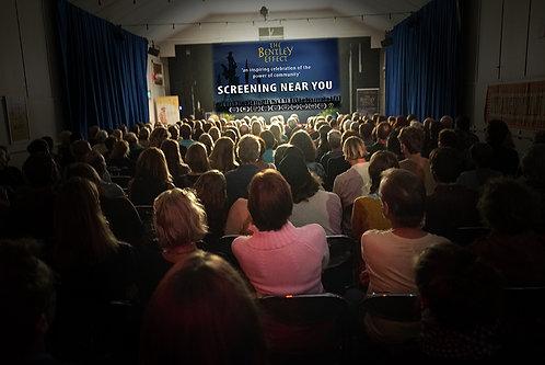 Community Screening License* 100+ people
