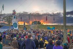 Final Greet the Dawn by RJ Poole