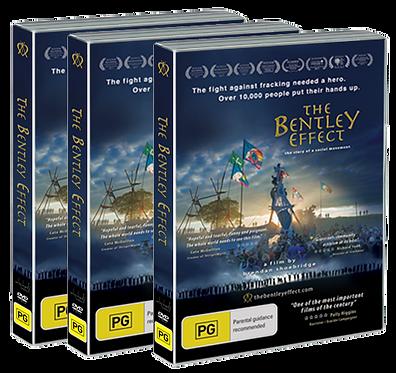 The Bentley Effect DVD* x3 Pack