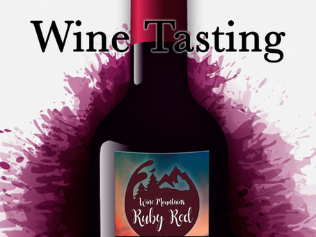 "Wine Mountains Releases First Red Wine ""Ruby Red"" Private Label."
