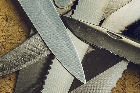 Knife sharpening Salt Lake City