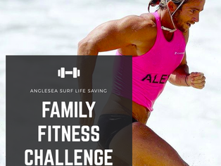 Winter Family Fitness Challenge