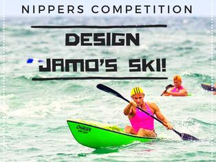 Nipper design-a-ski competition