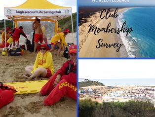 Member Survey - Feedback needed!