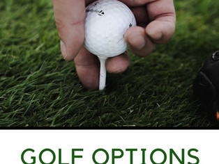 Season 20/21 Social Golf