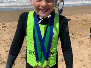 Nipper Surf Sports Development Carnival U9-U11 Results