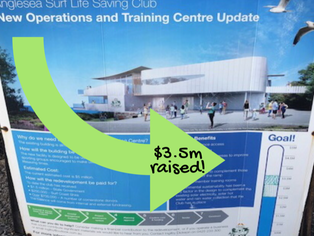 Fundraising reaches $3.5m for new Anglesea SLSC Centre