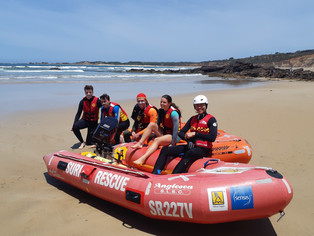 Inflatable Rescue Boat (IRB) Drivers Course