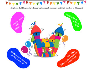 Family Fun Night - members and their families welcome Tue 3 January 2017