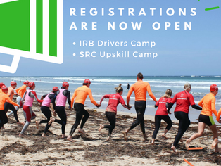 Registrations NOW OPEN for IRB Drivers and SRC Upskill Camps