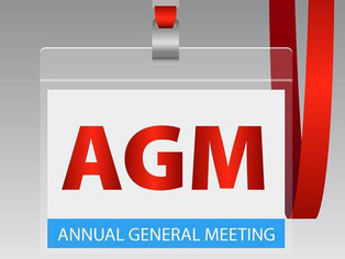 Upcoming AGM - Notice of Motion