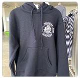 Navy Hoodie $65