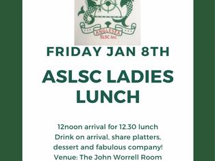 ASLSC Ladies lunch!