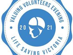 Valuing Volunteers Evening!