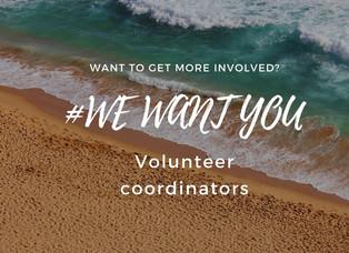 Volunteer coordinator/s