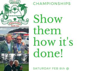 Victorian Masters Saturday Feb 8th