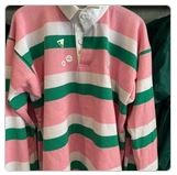 Rugby Top Pink $95