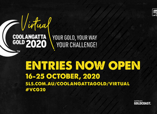 Virtual Coolangatta Gold  - get involved!