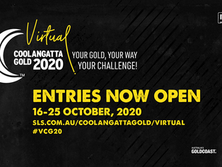 Virtual Coolangatta Gold  - get involved!