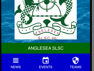 Anglesea Merchandise available on Team App....