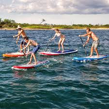 Stand up paddle boarding!