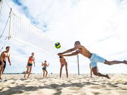 President's Cup - Beach Volleyball!
