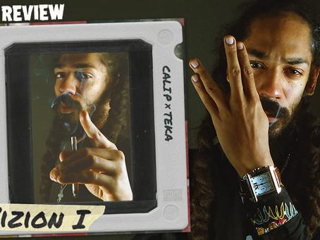 Ep Review: Cali P & Teka - Vizion I // Reggaeville