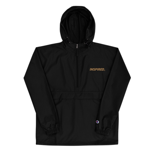 Inspired Movement Camper Series Packable Jacket