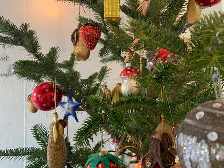 クリスマスの飾り付け[2018]