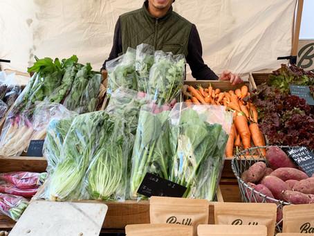 12月15日(土)Organic Market