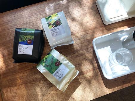 タイ王国の「organic coffee The days」取り扱い